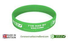 Virus Vaccine Vaccinated Wristband Awareness