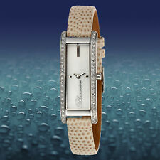 Blumarine Skinny Women`s Mother Of Pearl Watch MSRP $825.00 (3 COLORS)