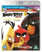 The Angry Birds Film 3D+2D Blu-Ray Nuovo (SBR60693DUV)