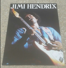 1987 True Vintage JIMI HENDRIX WINTERLAND POSTER #8037 Jim Marshall NEW SEALED!