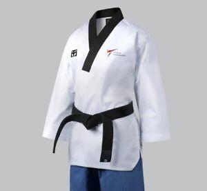 Mooto WOMEN POOMSAE Uniform Dan Dobok taekwondo Korea TKD WT Korean Tae Kwon Do