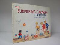 Enid Blyton (ill. Eileen A. Soper) - The Surprising Caravan - 1st - 1946(ID:787)