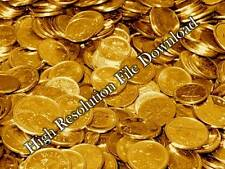 High Resolution File Download Of Gold Coins