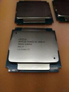 Intel Xeon E5-2699 V3 CPU Processor 18Cores/36T - SR1XD | LGA 2011-3
