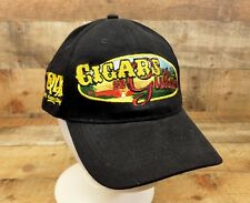 Cigars and Guitars Hat Cap Thompson Country Music Embroidered Black One Size