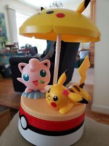 2020 Pokemon Pikachu Jigglypuff China KFC Music box Toys