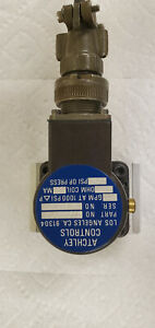 Atchley Servo Valve-Tested and works