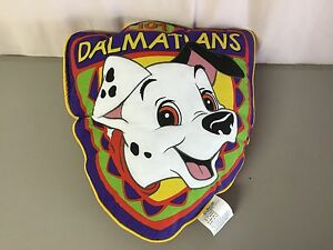 "NWOT Disney 101 Dalmations approx. 15"" x 17"" Throw Pillow #386"