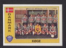 Panini - Euro Football 76/77 - # 30 Koge - Danmark
