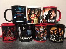 JOHN CARPENTER FILM mugs 26 designs Custom made NEW halloween big trouble thing