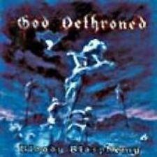"GOD DETHRONED ""BLOODY BLASPHEMY"" CD NEW+"