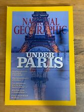 National Geographic February 2011 Under Paris,Opium Wars,Snub Nosed Monkeys