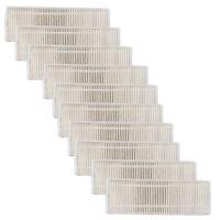Set Filter Side Roller Brush Mop Cloth Kit For Viomi V2 V-RVCLM21B Model Replace