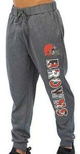 Cleveland Browns Mens Size S to 2XL Camo Accent Joggers Pants BRO 100
