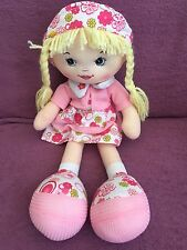International,sa Soft Pink Rag Doll