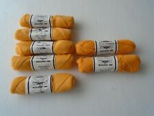 New listing Vintage Elsa Williams Tapestry Wool Needlepoint YarnYellow & Orange