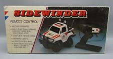 Vintage Sidewinder Remote Control Wired Car 95 Pajero Ralliart RC R/C