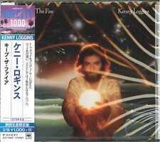 KENNY LOGGINS-KEEP THE FIRE-JAPAN CD BONUS TRACK Ltd/Ed B63