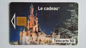 Telefonkarte Euro Disneyland Paris 1993 Der Geschenkset