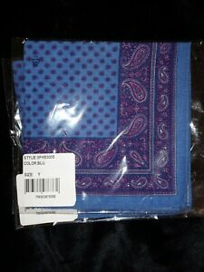 """Peter Millar Pocket Square 100% Wool NWT $68  12.5"""" x 12.5"""" Made in Italy"""