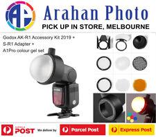 Godox AK-R1 Accessory Kit 2019 + S-R1 Adapter + A1Pro Color gel set