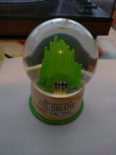 Hallmark Wizard Of Oz Snow Globe You Never Know Where Your Dreams Will Take You