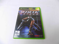 Mint Disc Xbox Original Ninja Gaiden Free Postage Works on Xbox 360
