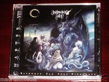 Unaussprechlichen Kulten: Baphomet Shub-Niggurath CD 2014 Dark Descent Recs NEW