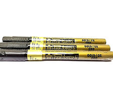Sakura Pen Touch Paint Marker, Metallic Gold, Fine 1.0mm 3 each  41301  New!