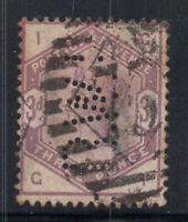Großbritannien 1883 Mi. 76 Gestempelt 40% 3 Pence, Königin Victoria