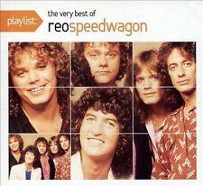 Playlist: The Very Best of REO Speedwagon [Digipak] by REO Speedwagon (CD,...