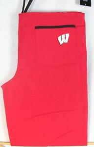 Wisconsin Badgers Scrub Pants Bottoms Nurse Uniform Doctor Team Medical Wear RN