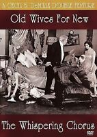 Old Wives For New / The Whispering Chorus (DVD, 2005) Brand New/Factory Sealed!