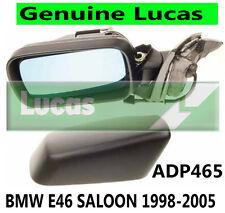 BMW 3 SERIES E46 DOOR MIRROR GENUINE LUCAS ADP465 1998-2004 ELECTRIC HEATED L/H