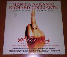 MONICA NARANJO&RICHARD COCCIANTE-SOBRE TU PIEL CD,SINGLE,PROMO SPAIN 1999