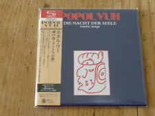 Popol Vuh:Die Nacht der SHM CD Japan Mini-LP BELLE-122030 SS (dream tangerine Q