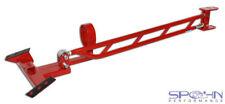 Camaro/Firebird Turbo TH400 Torque Arm w/ Crossmember RED