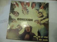 "CONEXION""CHILDREN OF EDEN-disco 45 giri VARIETY IT1974 PROGRESSIVO Spain/ RARE"