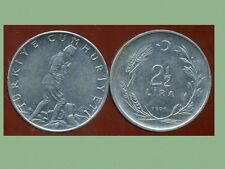 TURQUIE   2 1/2  lira 1975