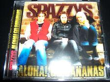 Spazzys Aloha! Go Bananas Rare Australian CD