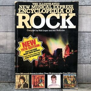 The Illustrated New Musical Express Encyclopedia Of Rock 1978 Edition