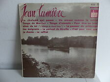 """25 CMS 10"""" JEAN LUMIERE Le chaland qui passe ... OS 1251"""