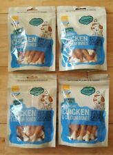 Good Boy - x4 packs of Crunchy Chicken & Calcium Bones - Puppy / Dog Treats