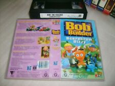 VHS *BOB THE BUILDER - SCARECROW DIZZY + 3 Other Stories* ABC For Kids Issue