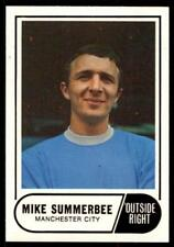 A&BC Football Green Back 1969 (B1) Mike Summerbee - Manchester City No. 80