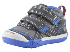 Skechers Toddler Boy's Flex Play Mid Dash Charcoal/Royal Sneakers Shoes