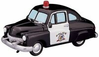 Lemax Village Collection POLICE CAR SQUAD #84833 BNIP