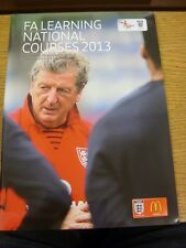 2013 Football Association: Learning National Courses 2013 - FA Learning-Developi