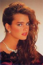 Brooke Shields Beautiful Green Eyes 8x10 Picture Celebrity Print