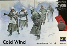 Master Box 1/35 Cold Wind German Infantry 1941-42 # 35103